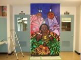 jerry whitehead school mural